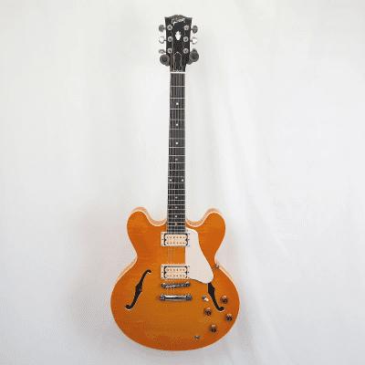 Gibson ES-335 Dot Figured Lemon Burst 2014