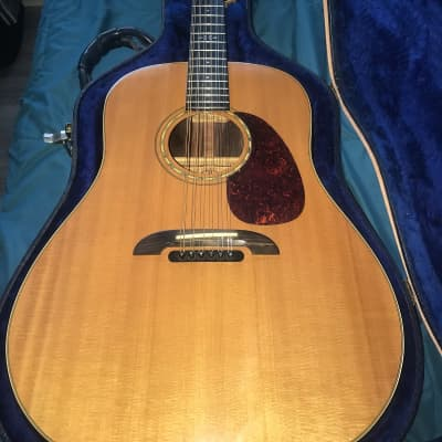 Alvarez Yairi DY80 12 String Bookmatched Coral Rosewood for sale