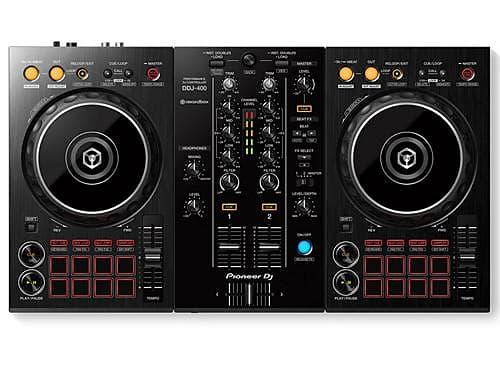 Pioneer DDJ-400 2-Channel DJ Controller for rekordbox DJ (Used/Mint)