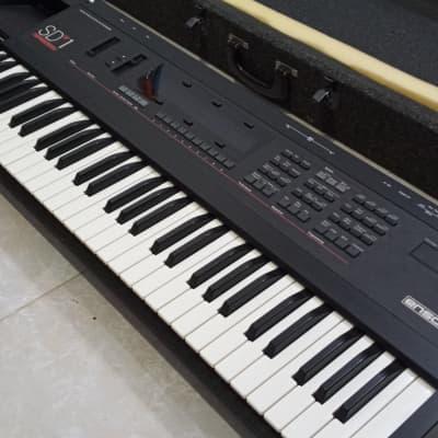 Ensoniq SD-1 1990 plus Flight Case