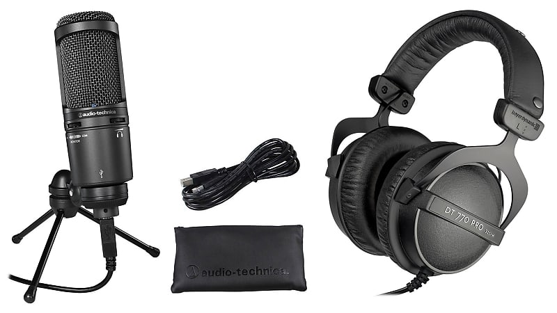 audio technica at2020usb gaming twitch stream reverb. Black Bedroom Furniture Sets. Home Design Ideas