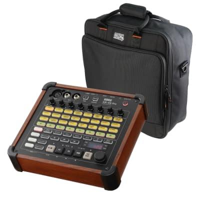 Korg KR-55 Pro Rhythm Machine, Gator MixerBag1515 Bundle