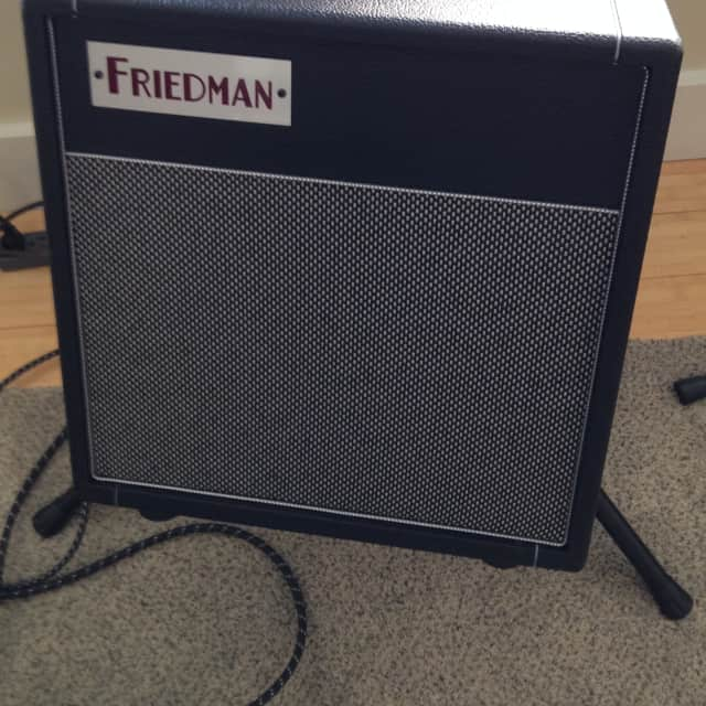 "Friedman Dirty Shirley Mini - 1x10"" - 20-watt - Combo Amplifier - 2017 - Black image"