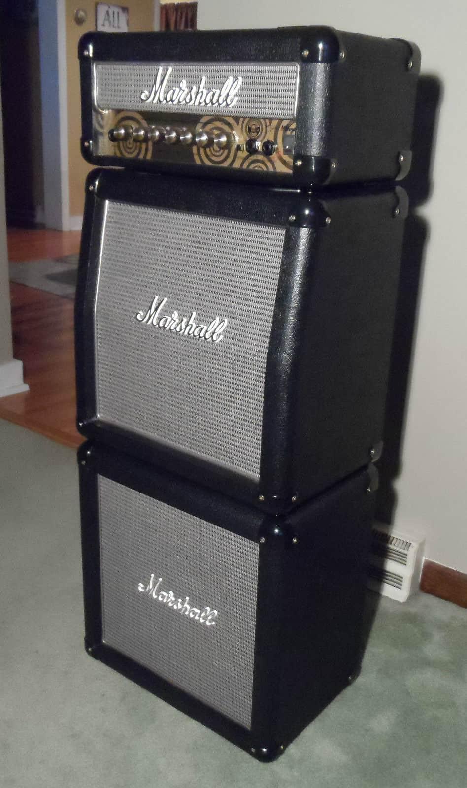 zakk wylde marshall signature mg15mszw mini micro stack amp reverb. Black Bedroom Furniture Sets. Home Design Ideas