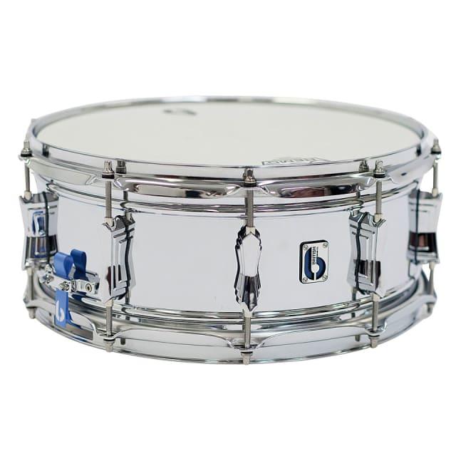 British Drums Co. 14 x 6 Bluebird Snare Drum image