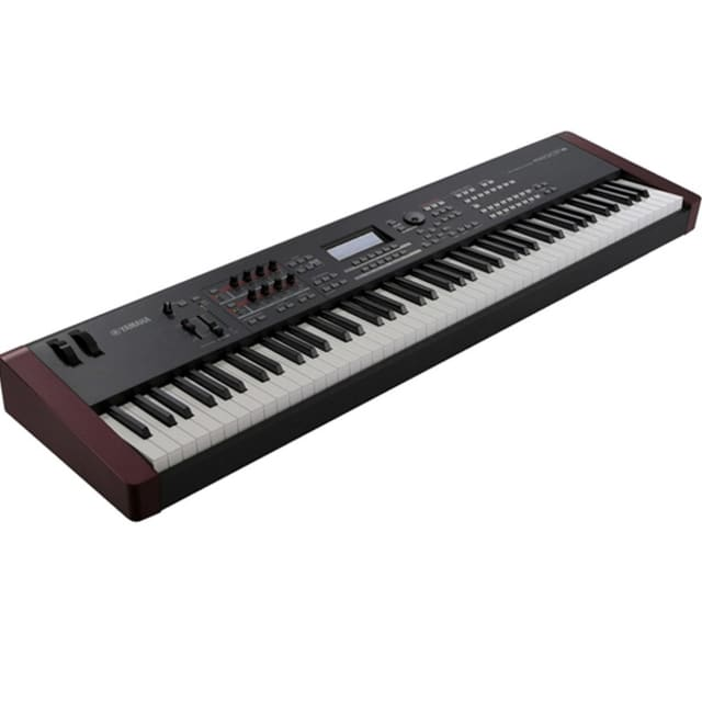 Yamaha MOXF8 88-key Synthesizer Workstation image