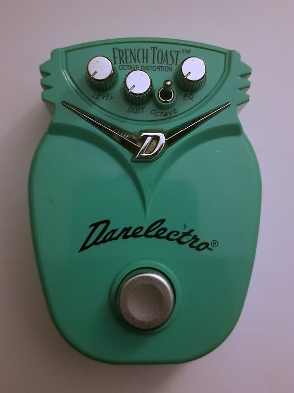 danelectro french toast octave fuzz snowforts music reverb. Black Bedroom Furniture Sets. Home Design Ideas