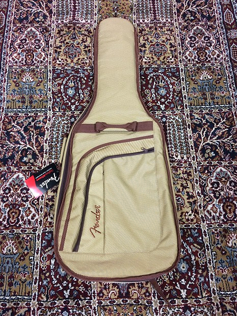 554c62d7dc Fender Deluxe Tweed Gig Bag for Strat/Tele   Reverb