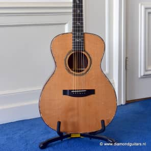 Lakewood M-24 Custom Millenium Series Walnut - Cedar (2000) for sale