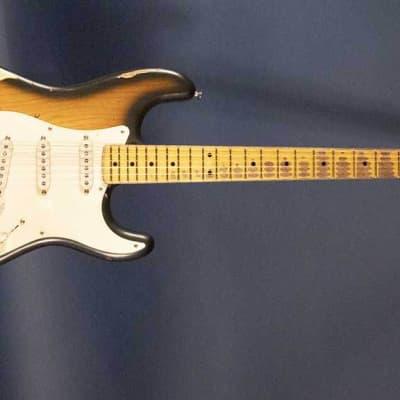 New Nash S-57 Two Tone Burst