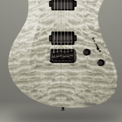Balaguer Archetype Standard Gloss Trans White Quilt for sale