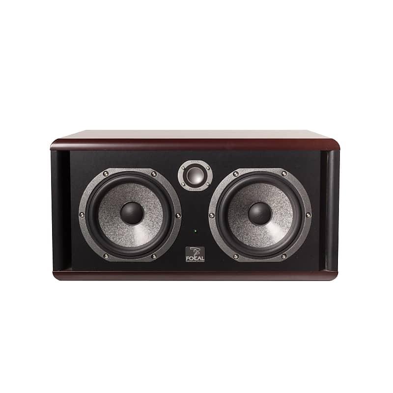 focal twin 6be single near field monitor speaker alto music reverb. Black Bedroom Furniture Sets. Home Design Ideas