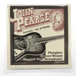 John Pearse Strings 790NR Phosphor Bronze Spanish Neck Resophonic Strings (13-56)