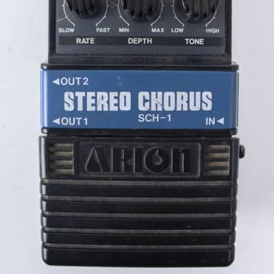 Arion Stereo Chorus Pedal