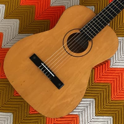 Kay L 761 - Made in USA !! - 1960's - Great Little Songwriter's Guitar!! - Dylan Vibes!! - for sale