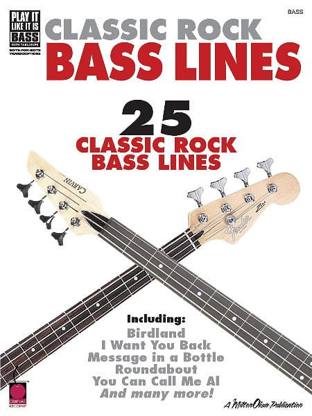 classic rock bass lines chicago music exchange reverb