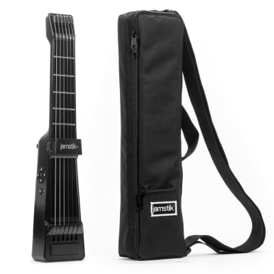 Zivix Open Box jamstik+ Portable SmartGuitar with Travel Case- Tested & Inspected with Full Warranty