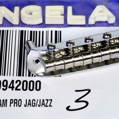 Genuine Fender American Pro Jaguar/Jazzmaster Bridge Assembly 7709942049