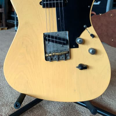 Asher T-Deluxe in relic nitro finish for sale