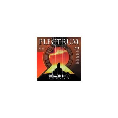 Thomastik Plectrum AC111 Acoustic Strings 11-50