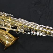 Vito Alto Sax Gold Plate- Student Model- See Shipping Rates Below image