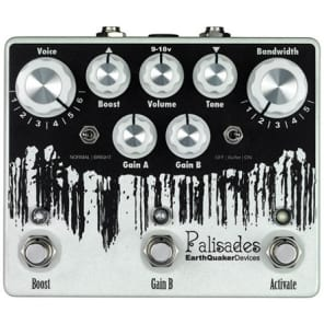 NEW! EarthQuaker Devices Palisades – Mega Ultimate Maximum Overdrive Classic - FREE SHIPPING!