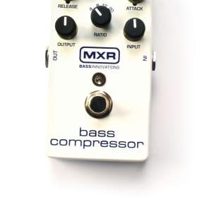 MXR M87 Bass Compressor Effects Pedal