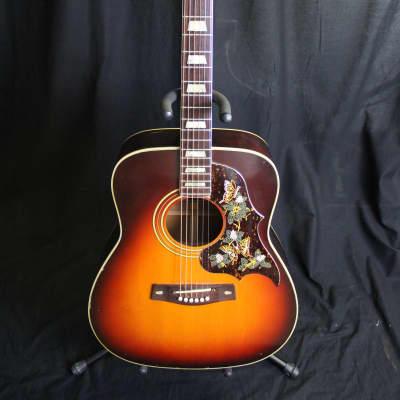 Yamaha FG-700S Nippon Gakki MIJ 70s Lawsuit Acoustic Guitar