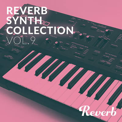 Reverb Roland JP-8000 Synth Collection Sample Pack by Rik Marston