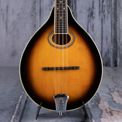 Gold Tone GM-50+ Acoustic/Electric Mandolin, Tobacco Sunburst for sale