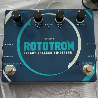 Pigtronix Rototron Leslie Speaker Simulator Pedal