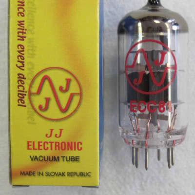 JJ Electronic 12AT7 / ECC81