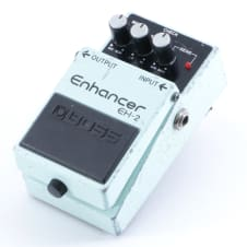 Boss EH-2 Enhancer EQ & Dynamics Processor Guitar Effects Pedal P-05364