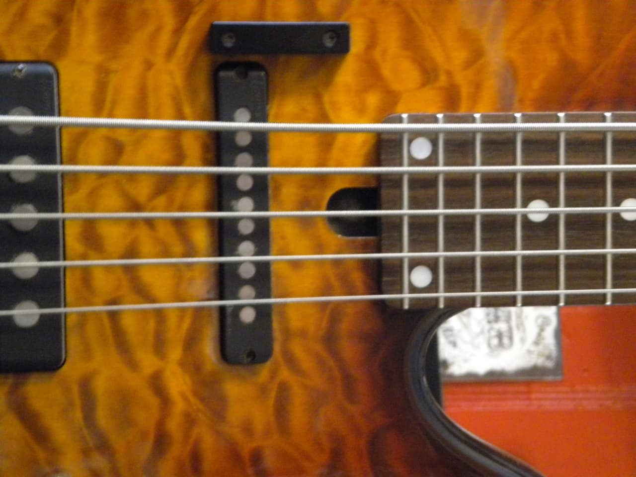 Fine Dimarzio Wiring Tall Telecaster 5 Way Switch Wiring Diagram Regular Viper Remote Start Wiring Two Humbuckers 5 Way Switch Young Bulldog Car Wiring Diagrams ColouredFree Tsb Ibanez Road Gear 505 5 String Bass Quilted Maple Sunburst | Reverb