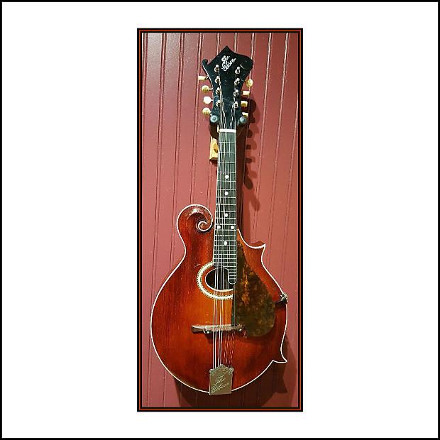 Dating Gibson mandolines Tao van dating hoofdstukken