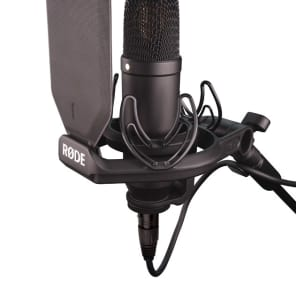 Rode NT1 Kit Studio Condenser Microphone Package
