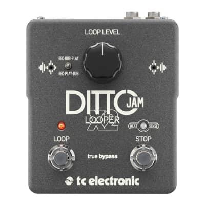 TC Electronic Ditto Jam X2 Looper FREE INTERNATIONAL SHIPPING