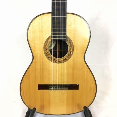 Milburn Classical Guitar European Spruce/Brazilian Rosewood for sale