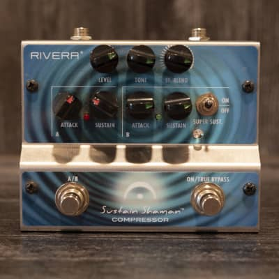 Rivera Sustain Shaman Compressor (USED) for sale