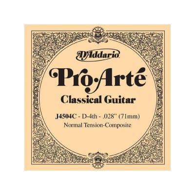 D´Addario ProArte J4504C Composite D Single String