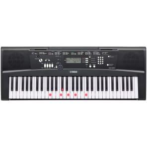 Yamaha EZ-220 Lighted Keyboard, 61-Key