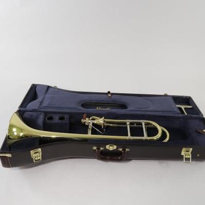 Bach Model 42AF Stradivarius Professional Tenor Trombone SN 216832