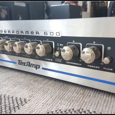 TecAmp (Eich Amplification) Performer 600 for sale