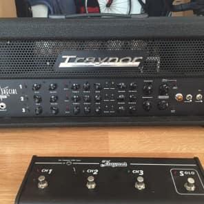 Traynor YCS100H2 Custom Special 100 Series II 100-Watt Guitar Amp Head