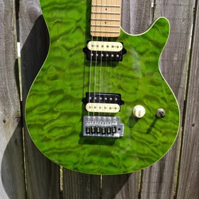 OLP MM1 AXIS EVH 2000's Green Wolfgang style for sale