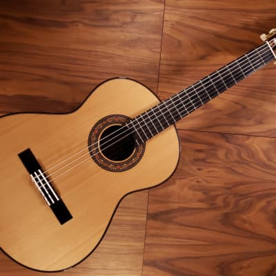 Alvarez by Kazuo Yairi CYM75 Classical Guitar, with Case for sale