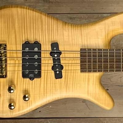 Warwick Streamer Jazzman 2001 Half-Matte Natural for sale