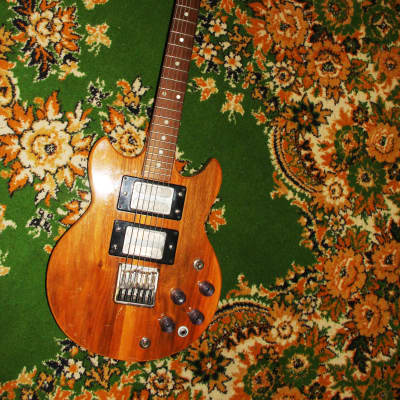 JOLANA Superstar iris telecaster  electric guitar Vintage RARE for sale