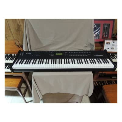 Alesis QS 8.1 QS Composite Synthesis Workstation, Local pickup [Three Wave Music]