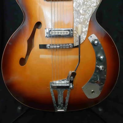 Huttl Beat a GoGo 1950's Sunburst for sale